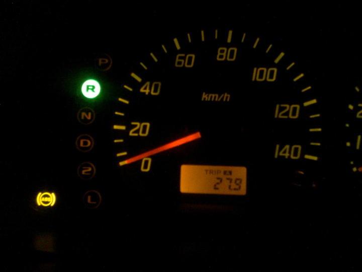 Suzuki alto meter gauge..... - 45227attach