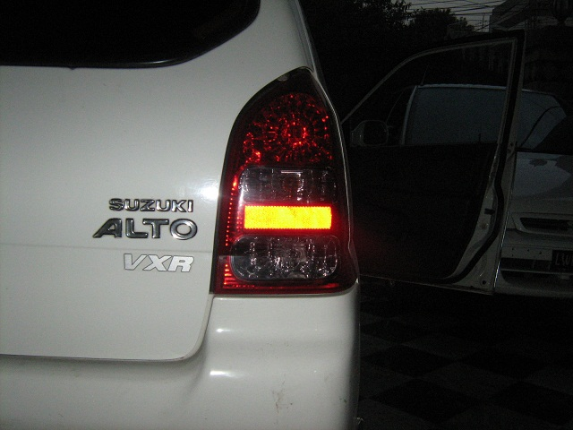 My Alto VXR CNG 2007 - 45421attach