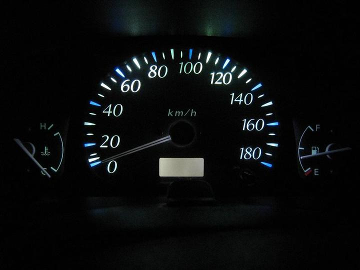 Suzuki Alto Speedo Meter Change.. - 45422attach