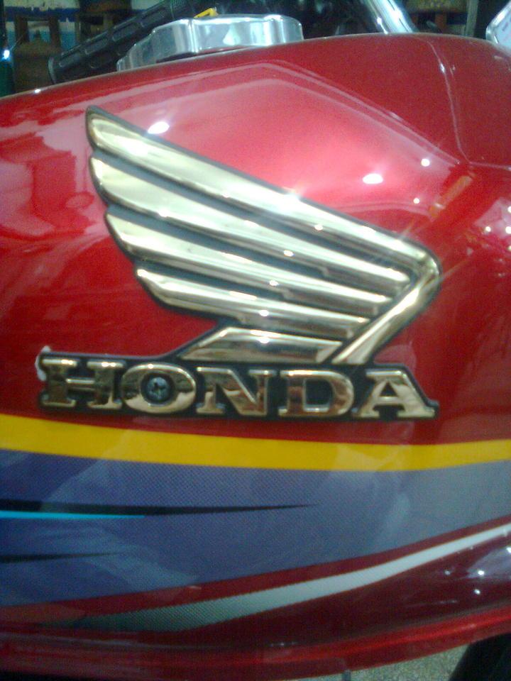 Brand New Honda CG 125 2010 - 44904attach