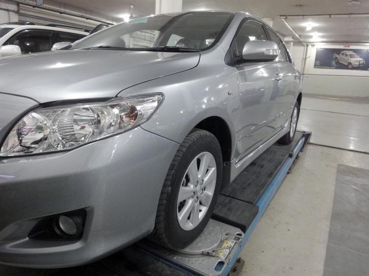 My new Corolla GLI - 50704attach