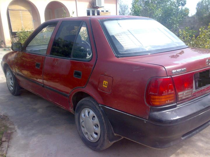 Margalla 96 For Sale Good Price For A Family Car Cars