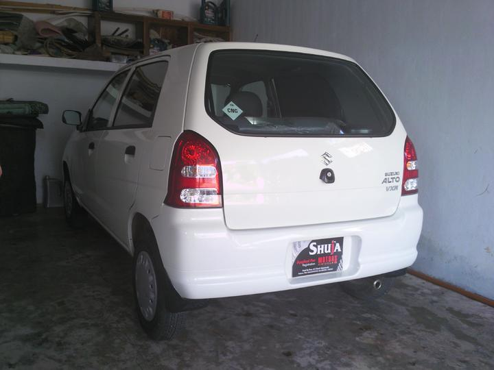 Suzuki Alto VXR (cng) 2010 model for sale - 50514attach