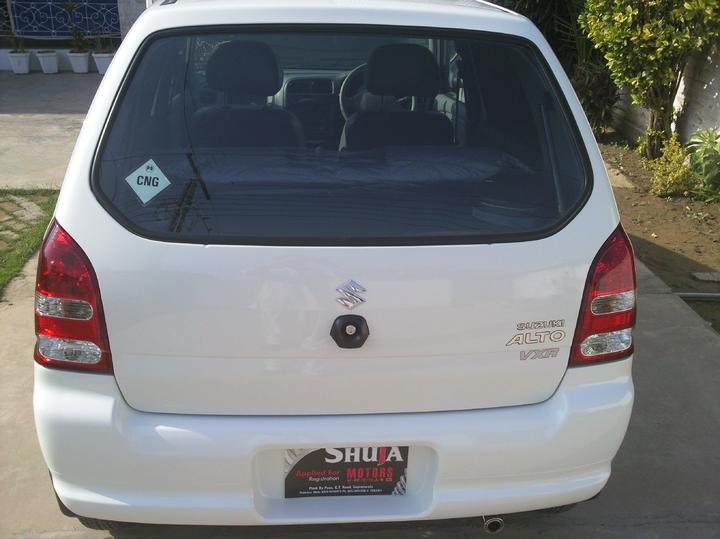 Suzuki Alto VXR (cng) 2010 model for sale - 50533attach