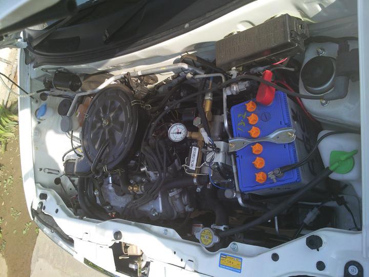 Suzuki Alto VXR (cng) 2010 model for sale - 50542attach