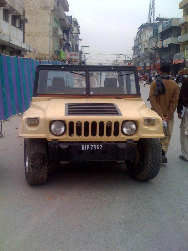Desi Hummers - Information Please... - 13699attach