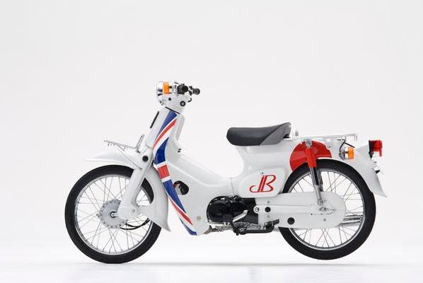 Love Honda Cub 50 Project - 44827attach