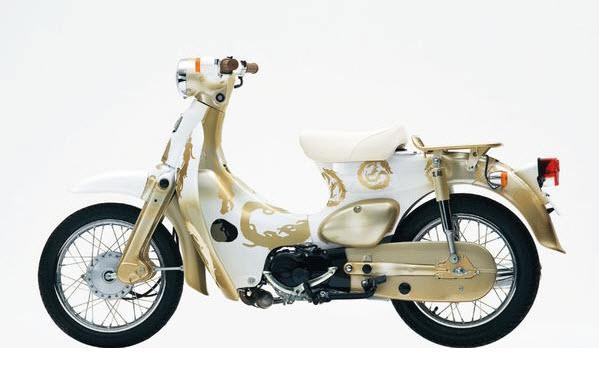 Love Honda Cub 50 Project - 44829attach