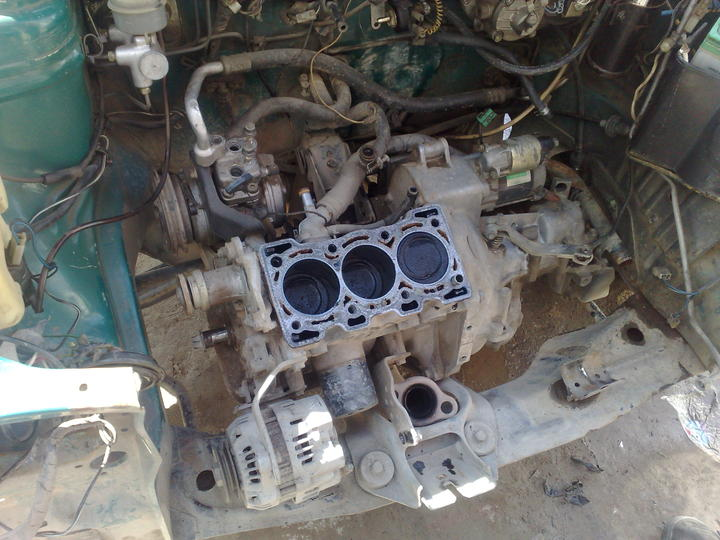 Changed Rings,Pistons,Velves of my mehran - 49507attach