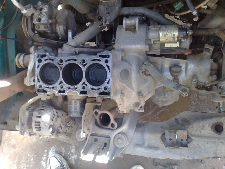 Changed Rings,Pistons,Velves of my mehran - 49508attach