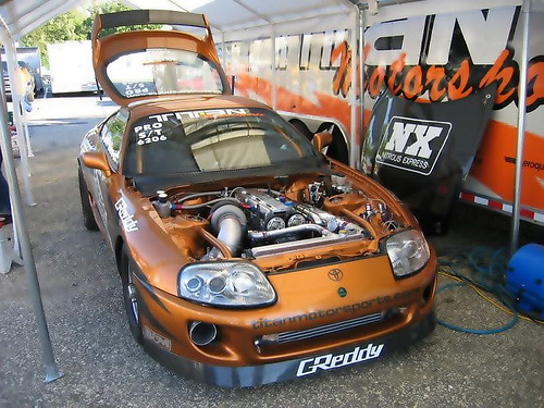 Toyota Supra Fan Club - 46122attach