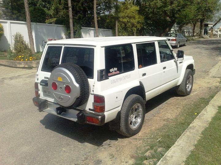 upgraded nissan patrol - 48746attach