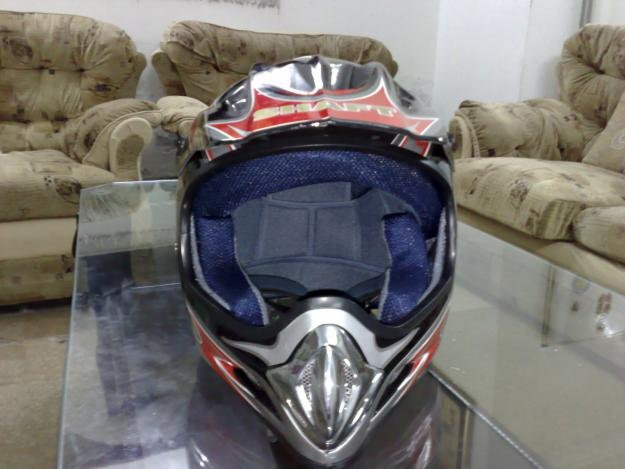 heavy bike + monkey style helmet+ alarm system (just for 65000rs - 49113attach
