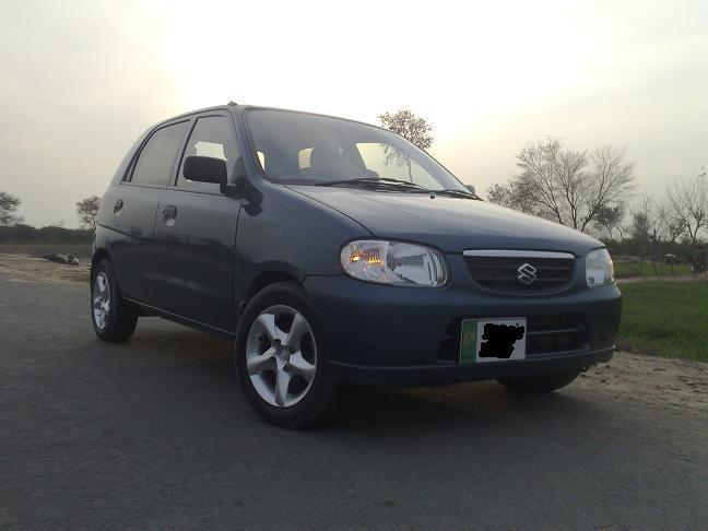 ALLOY RIMS for Suzuki Alto Suggestion required - 35940attach