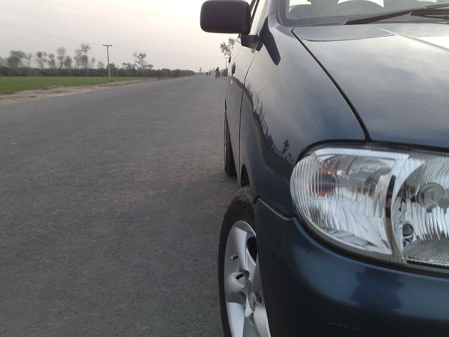 ALLOY RIMS for Suzuki Alto Suggestion required - 35942attach
