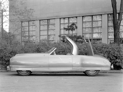 Chrysler Corporation concept cars throughout the '40s, '50s, and '60s - 47973attach