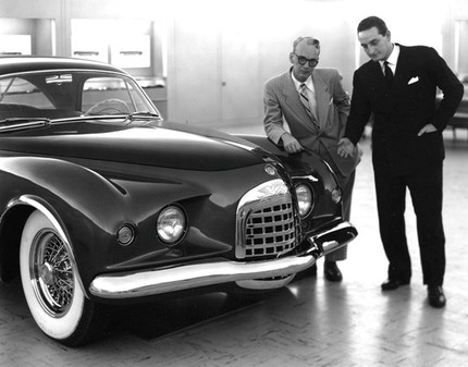 Chrysler Corporation concept cars throughout the '40s, '50s, and '60s - 47975attach