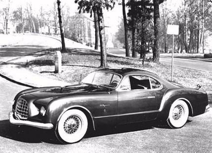 Chrysler Corporation concept cars throughout the '40s, '50s, and '60s - 47978attach