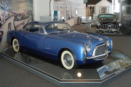 Chrysler Corporation concept cars throughout the '40s, '50s, and '60s - 47980attach