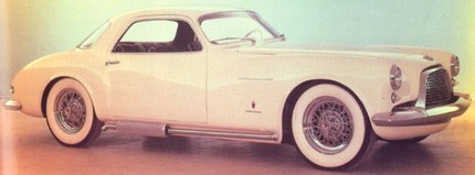 Chrysler Corporation concept cars throughout the '40s, '50s, and '60s - 47981attach