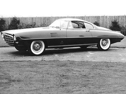 Chrysler Corporation concept cars throughout the '40s, '50s, and '60s - 47984attach