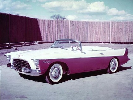 Chrysler Corporation concept cars throughout the '40s, '50s, and '60s - 47986attach