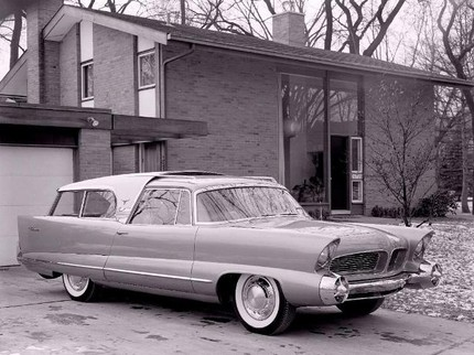 Chrysler Corporation concept cars throughout the '40s, '50s, and '60s - 47987attach