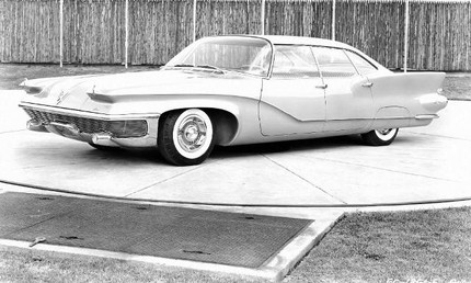 Chrysler Corporation concept cars throughout the '40s, '50s, and '60s - 47991attach