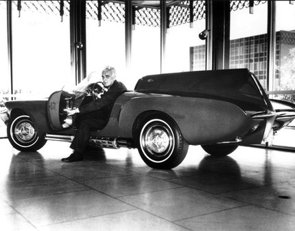 Chrysler Corporation concept cars throughout the '40s, '50s, and '60s - 47992attach