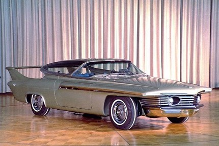 Chrysler Corporation concept cars throughout the '40s, '50s, and '60s - 47993attach