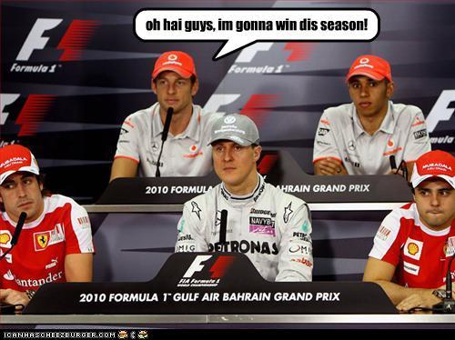 -Formula 1  - Season 2010 - - 47920attach