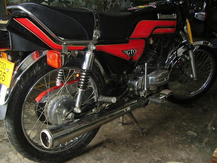 Yamaha RX115 Owners & Fan Club - 45390attach