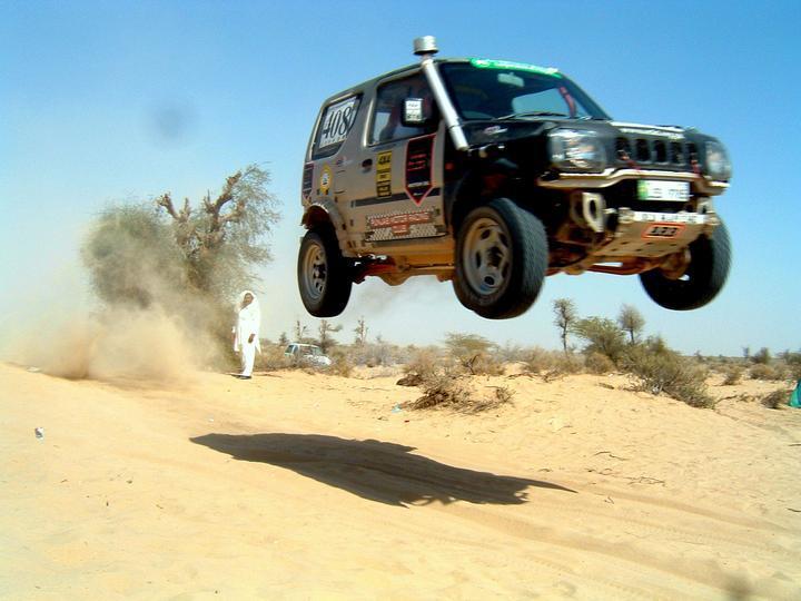Thread: Suzuki Potohar VS Suzuki Jimny VS Mini Pajero