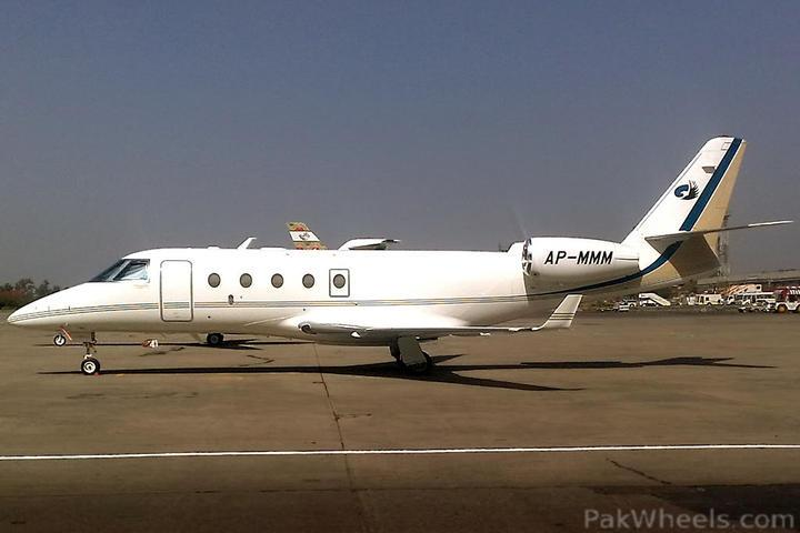 Race For Private Planes In Pakistan  A News Article