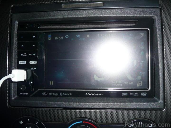 Автомагнитола pioneer avh-p3200dvd