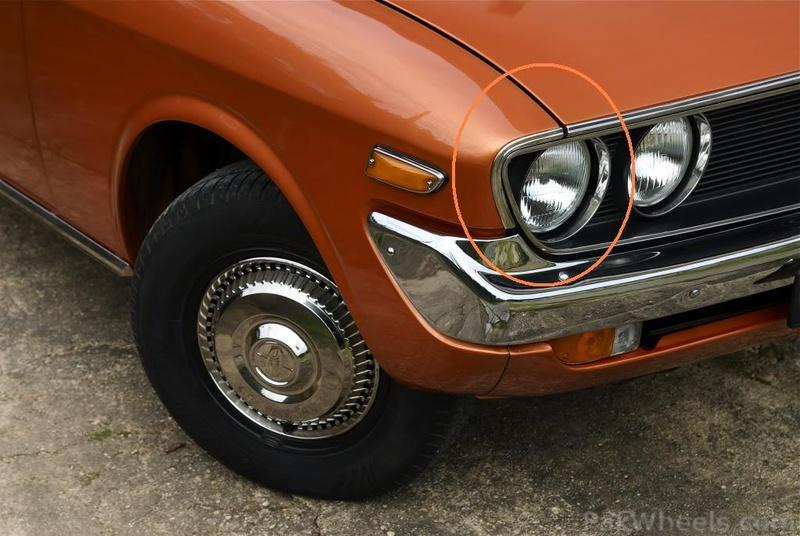 1973 Toyota Corona Mark 2 submited images | Pic 2 Fly