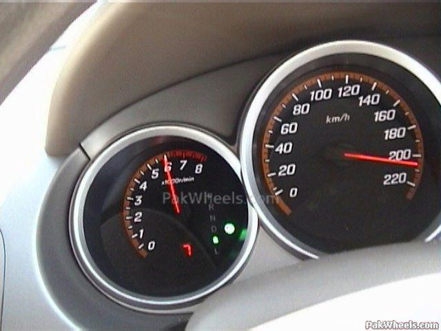 Thread: top speed of old honda city ?
