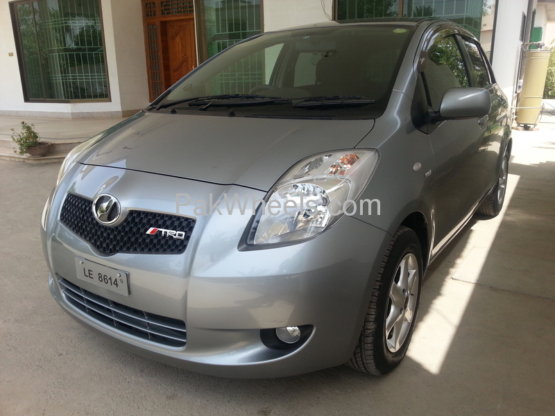 Toyota Vitz 2007 of khawar - 69616