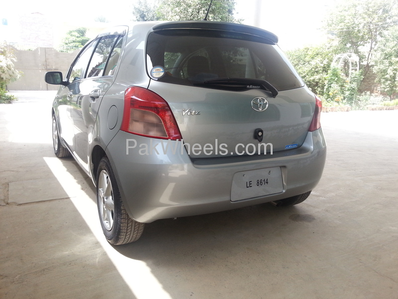 Toyota Vitz 2007 of khawar - 69617