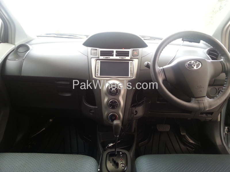 Toyota Vitz 2007 of khawar - 69619