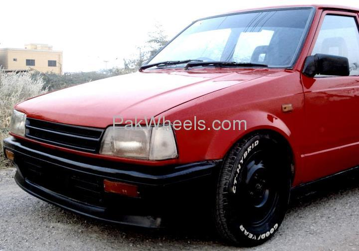 Daihatsu Charade 1985 of Faisal Khan - 69594