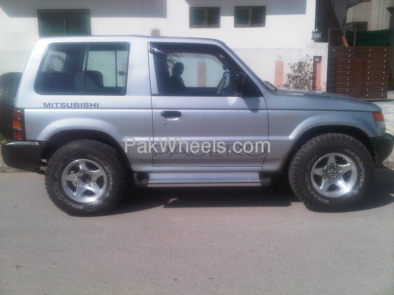 Mitsubishi Pajero 1997 of hasan - 67667