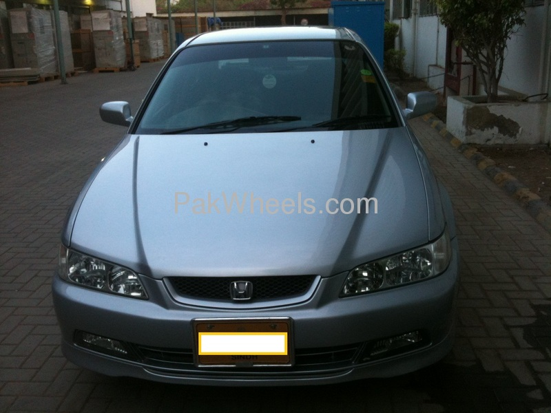 Honda Accord 2002 of ATIF HUSSAIN - 69935