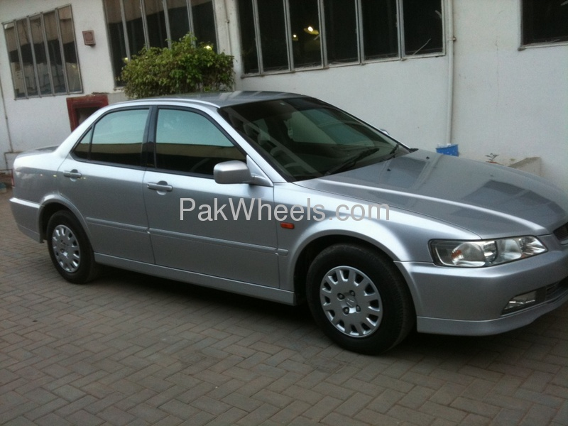 Honda Accord 2002 of ATIF HUSSAIN - 69936