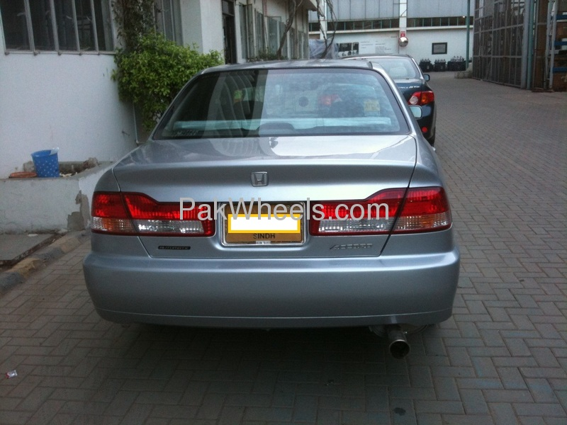 Honda Accord 2002 of ATIF HUSSAIN - 69937