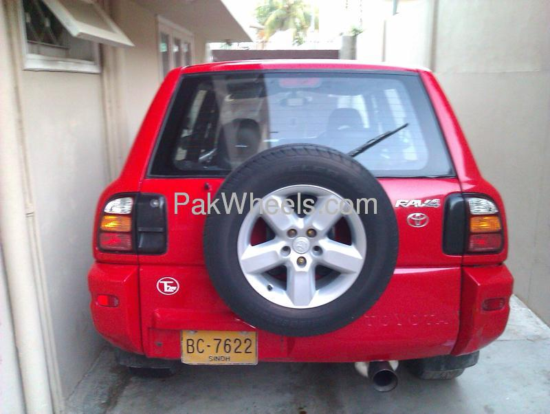 Toyota RAV4 1996 of omarmansoor - 67507