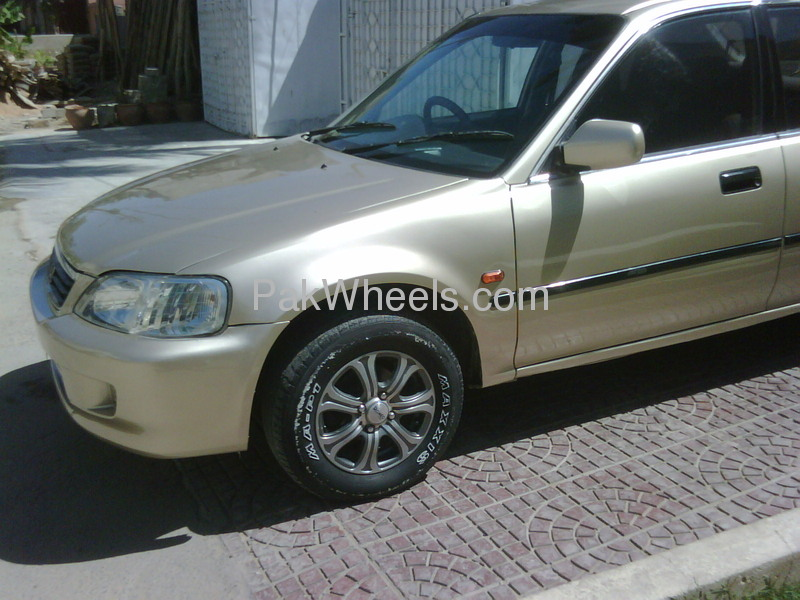 Honda City 2001 of SilverSKY!! - 67118