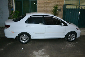 Honda City - 2005