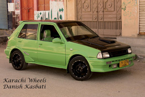 Toyota Starlet - 1986