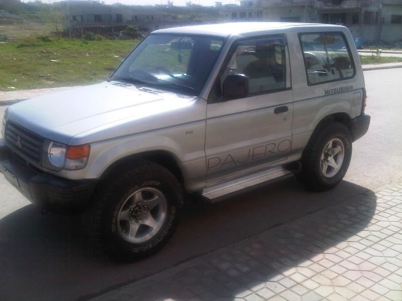 Mitsubishi Pajero 1997 of hasan - 73777